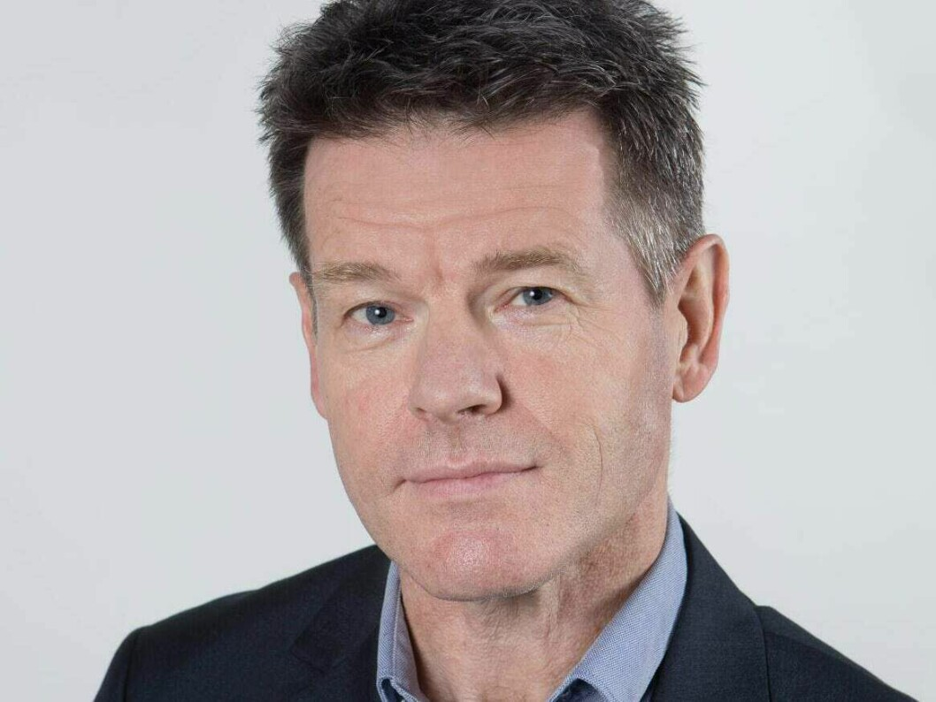 Forbundsleder Bent Ronny Mikalsen.