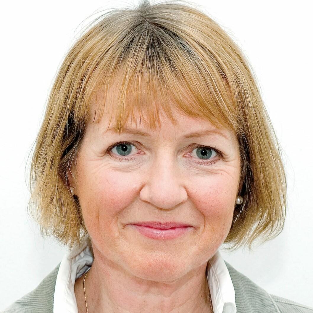 Kristin Bakke Lysdahl. Foto: Hold Pusten