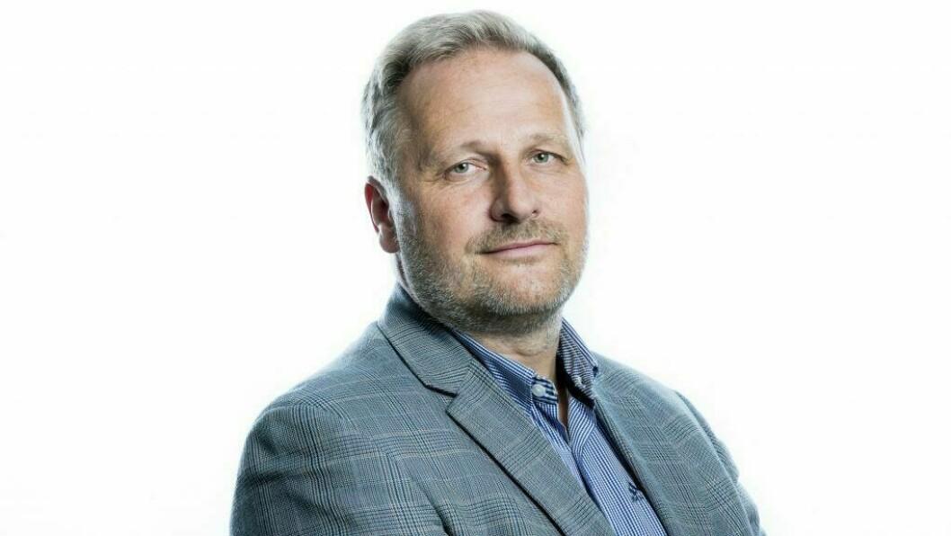 Forhandlingssjef i Unio, Klemet Rønning-Aaby.
